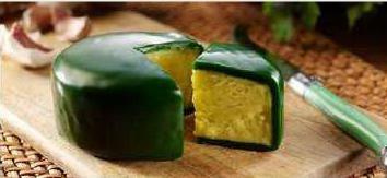 Kaeseladen online shop CHEDDAR GREEN THUNDER AIL HERBES 200 GR