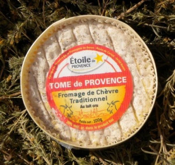 Kaeseladen online shop TOME DE PROVENCE **BARQUETTE** 100G X 8