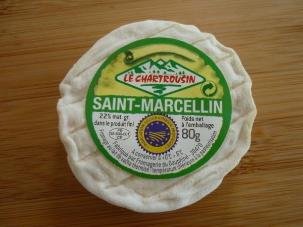 Kaeseladen online shop ST MARCELLIN IGP CHARTROUSIN ETOILE NU 80GR