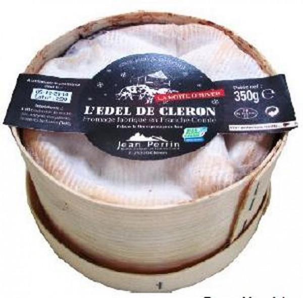Kaeseladen online shop EDEL DE CLERON LA BOITE 350 GR