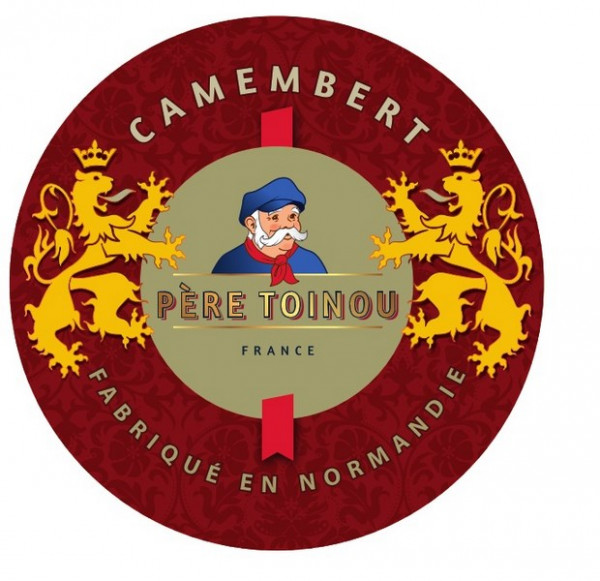 Kaeseladen online shop CAMEMBERT PERE TOINOU 250 GR