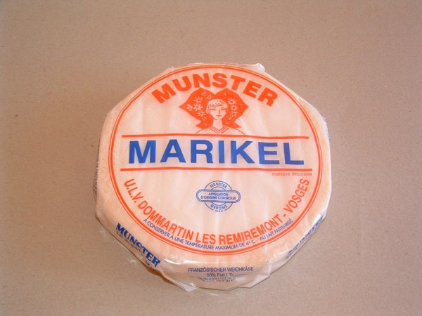 Kaeseladen online shop MUNSTER  MARIKEL  750 G   X  2