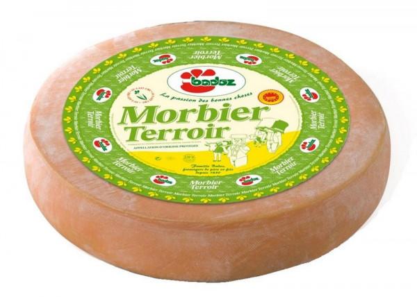Kaeseladen online shop MORBIER BADOZ LAIT CRU TERROIR AFFINE 45 JOURS X 1