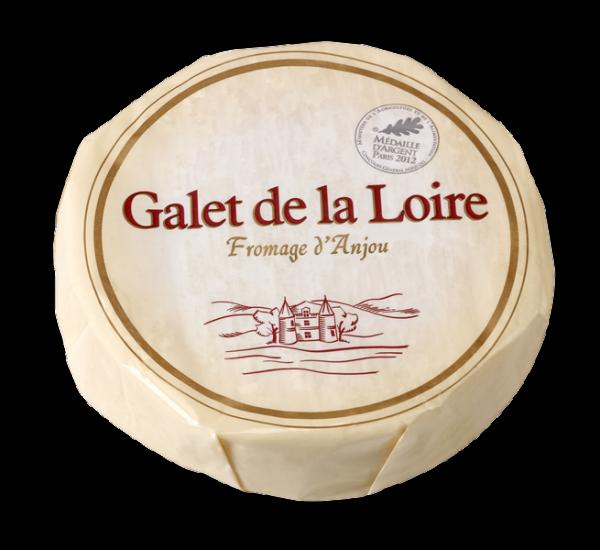 Kaeseladen online shop LE GALET DE LOIRE 260 G X 6 PAST.