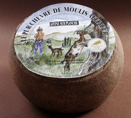 Kaeseladen online shop MOULIS CHEVRE DES CO  4.2KG X 2 -45% - AFF 2 MOIS