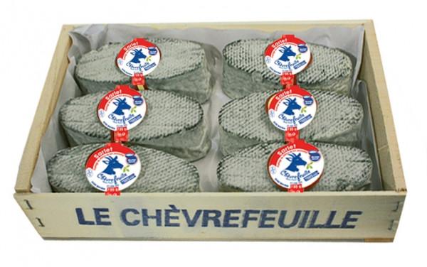 Kaeseladen online shop SARLET CENDRE CHEVREF. 155 GR
