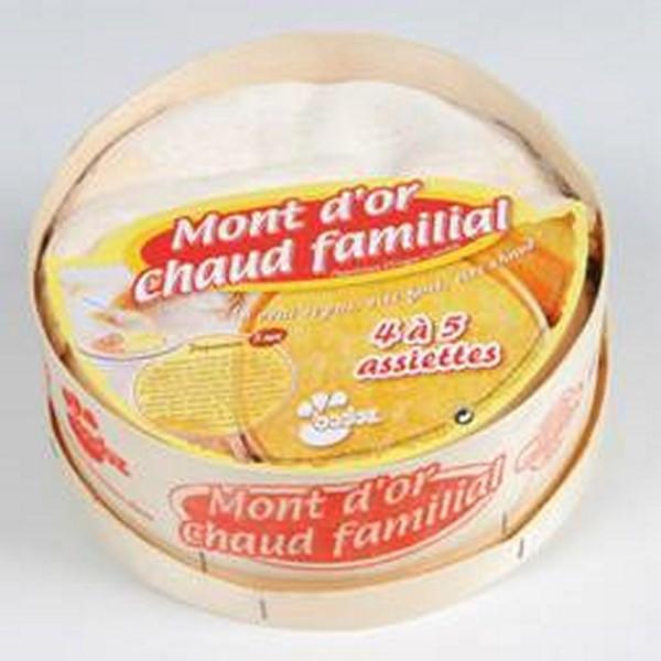 Kaeseladen online shop MONT D'OR BADOZ CHAUD FAMILIAL X 6