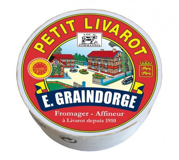 Kaeseladen online shop LIVAROT GRAINDORGE PETIT X 6 'PAST'