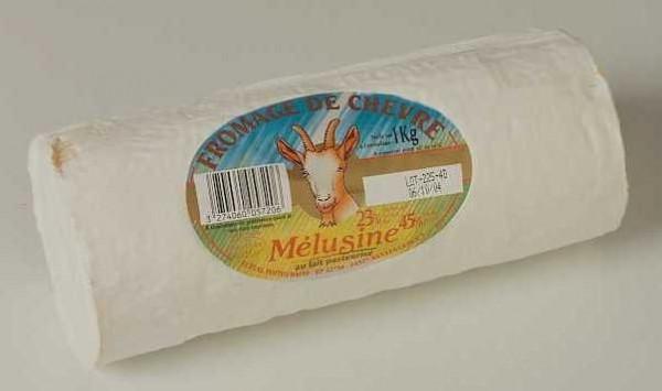 Kaeseladen online shop BUCHE CHEVRE MELUSINE NU 1 KG X 1