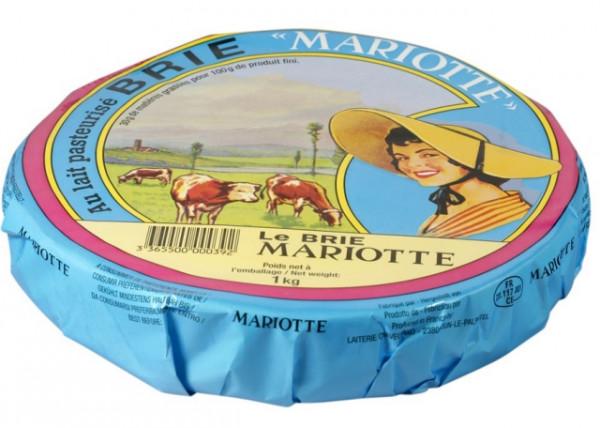 Kaeseladen online shop BRIE MARIOTTE 60% 1KG
