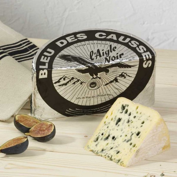 Kaeseladen online shop BLEU DES CAUSSES   'FROM' 1/2 PAR 4 'AFF 3 MOIS