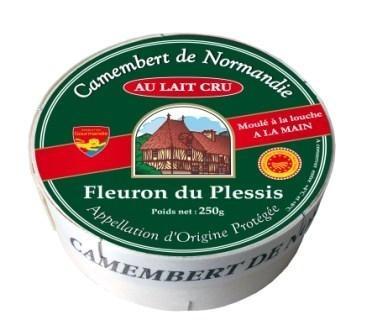 Kaeseladen online shop CAM.AOC  FLEURON D'AUGE ST LOUP 250GX 12
