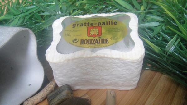 Kaeseladen online shop GRATTE PAILLE LAIT CRU 350 GR