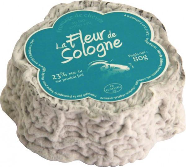 Kaeseladen online shop FLEUR DE SOLOGNE CENDREE 80G X 6