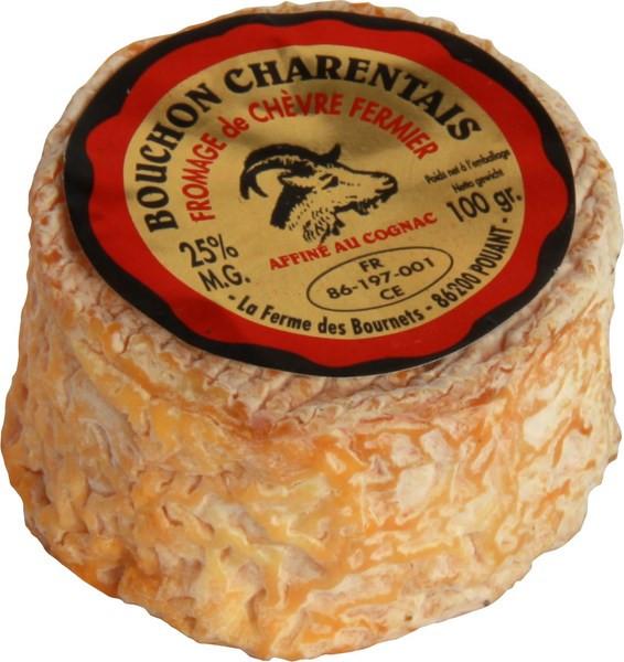 Kaeseladen online shop BOUCHON CHARENTAIS BOURNETS 100 GR