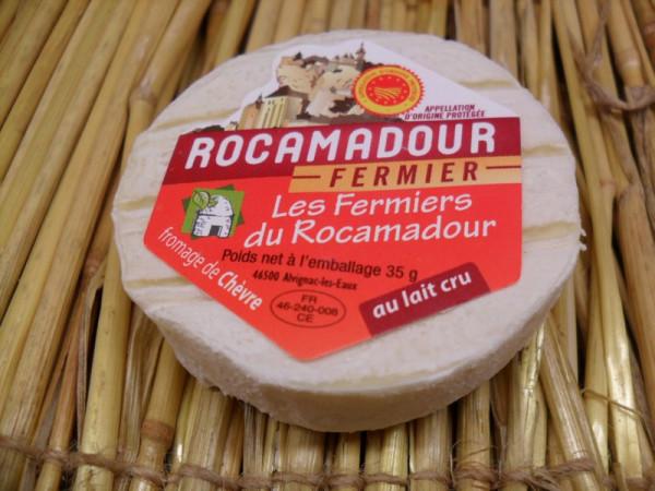 Kaeseladen online shop ROCAMADOUR FERMIER 35G X 12