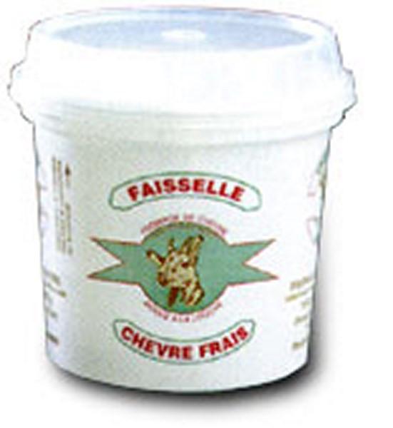 Kaeseladen online shop FAISSELLE CHEVRE JACQUIN 'PAST' 500 G X 6