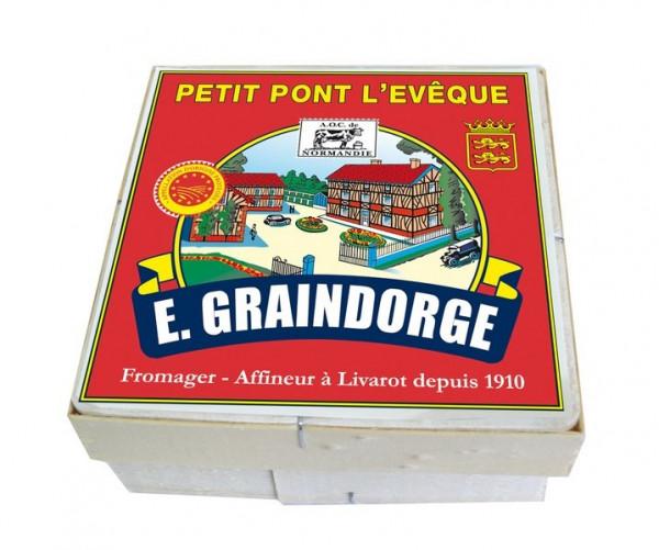 Kaeseladen online shop PONT-L'EVEQUE GRAIND. PETIT X 6