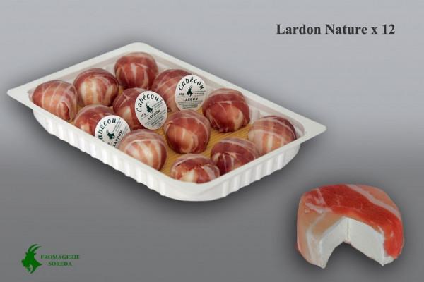 Kaeseladen online shop CHEVRE LARDON SOREDA (12 X 40 GR)