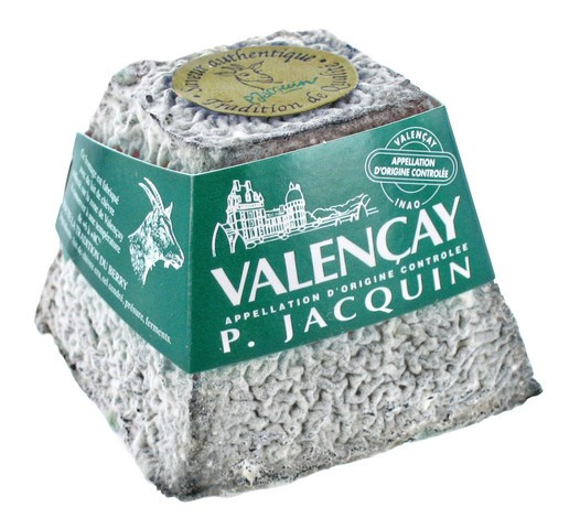 Kaeseladen online shop JACQUIN  PYRAMIDE VALENCAY  'AFFINEE'  X  6