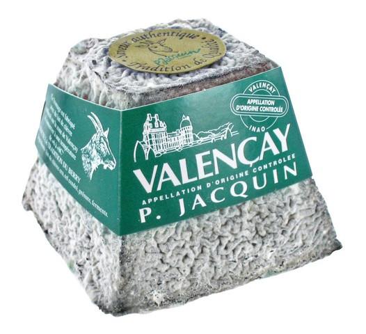 Kaeseladen online shop JACQUIN  PYRAMIDE VALENCAY  'AFFINEE'  X  6