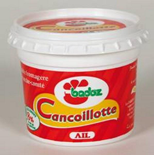 Kaeseladen online shop CANCOILLOTTE  BADOZ AIL  250 G