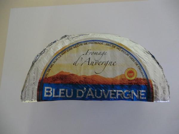 Kaeseladen online shop BLEU AUVERGNE 1/2 PAIN AOP DISCHAMP 1.25 KG