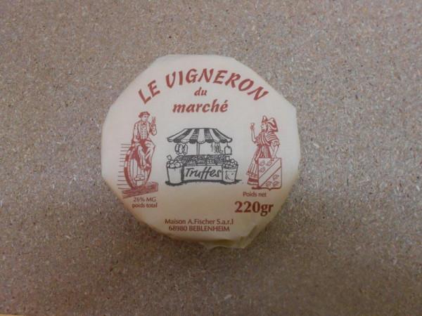 Kaeseladen online shop VIGNERON DU MARCHE TRUFFES 200G X 4